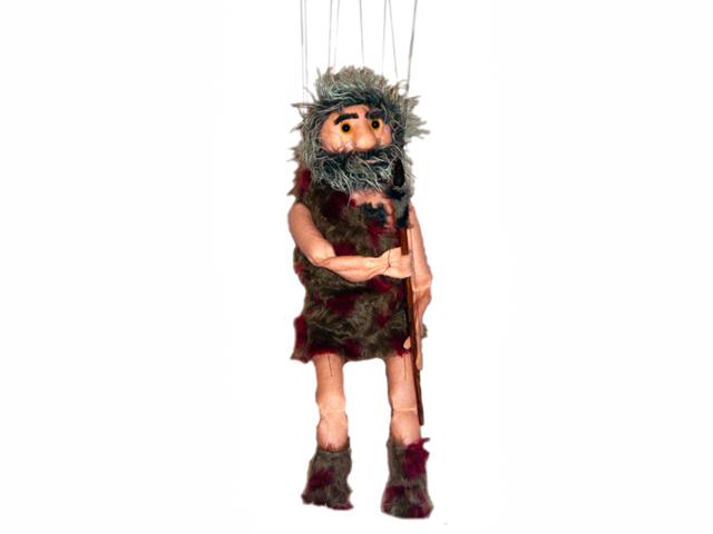 Caveman Marionette