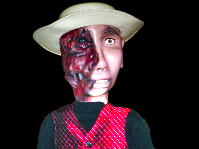 Animatronic Dummy