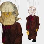 Joseph Merrick, Elephant Man Marionette